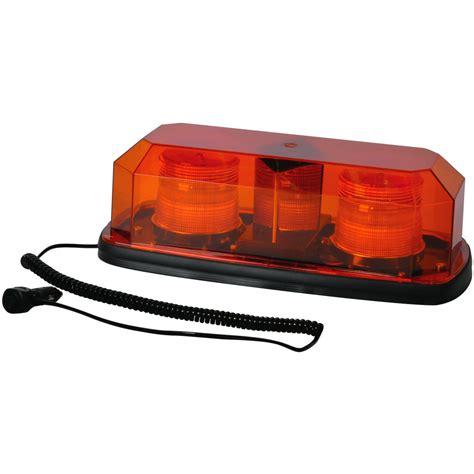 magnetic mount led light bar ultra tow led light bar amber magnetic permanent mount