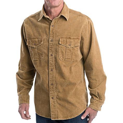 Corduroy Shirt woolrich hemlock corduroy shirt for 8292t