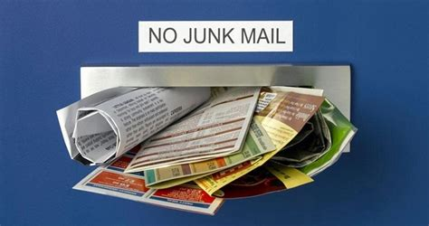 How To Stop Getting Junk Email