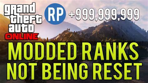 Reset Gta Online Stats | quot gta online modded ranks stats quot not being reset gta 5