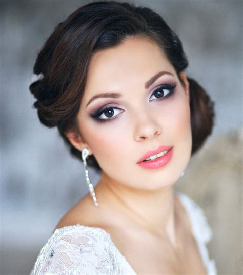 wedding hairstyles and makeup 31 gorgeous wedding makeup hairstyle ideas for every