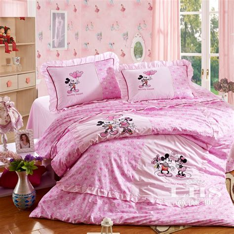 mickey and minnie mouse comforter set queen size mickey mouse comforter promotion online shopping for