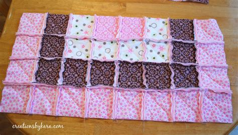 quilt tutorial videos baby rag quilt tutorial