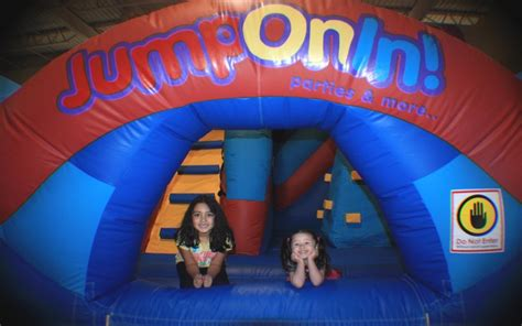 Places To Go For St Birthday In Nj by Jump On In Indoor Place In Bergen County