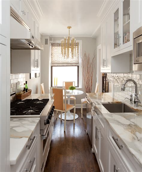 apartment galley kitchen new york apartment creative galley kitchens home design