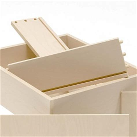 Soft Drawer Boxes by Stellafoam Soft Wooden Drawer Boxes