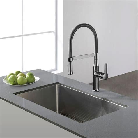28 inch kitchen sink kraus 30 inch undermount single bowl 16 stainless