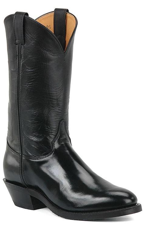 Justin® Mens Pilot Cowboy Uniform Boots - Black | Justin ... Justin Boots For Men