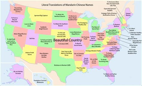 country map with state names cocasse 30 noms de pays en chinois traduits