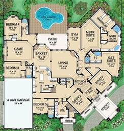 Best 25 Large House Plans Ideas On Pinterest House Big House Plans