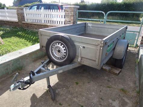 Remorque Porte Voiture Permis B by Remorque 750 Kg Equipements Auto Remorque