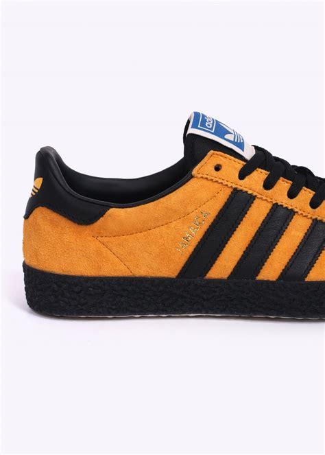 adidas jamaica adidas originals jamaica trainers gold black