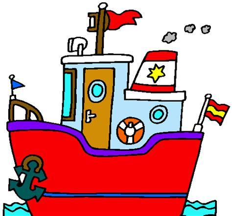 barco con ancla dibujo dibujo de barco con ancla pintado por islam en dibujos net
