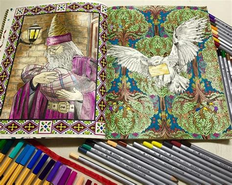 harry potter coloring book buzzfeed 481 best coloring book harry potter images on