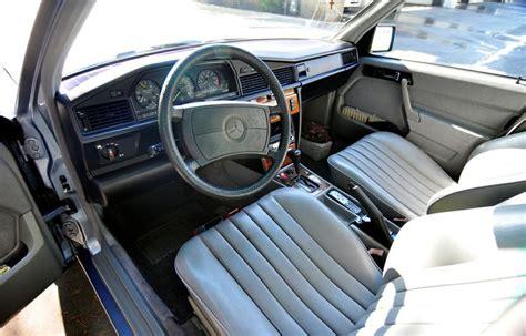 mercedes w201 190e mercedes w201 190e 1982 1993