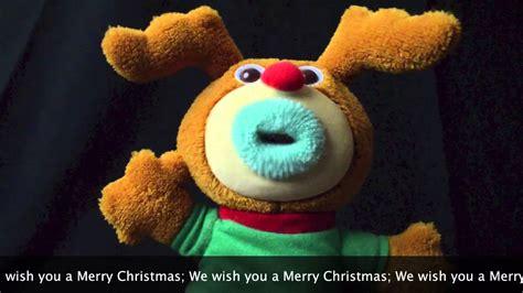 reindeer sing  ma jig sings     merry christmas youtube