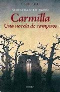 libro carmilla la mujer viro carmilla la mujer viro le fanu joseph sheridan sinopsis del libro rese 241 as criticas