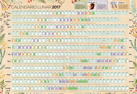 En El Calendario Calendario Lunar 2017 Corte De Pelo Siembra Y Depilaci 243 N