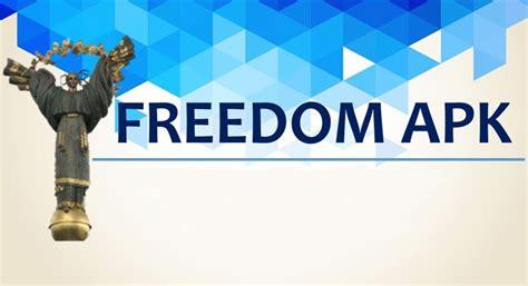 freedom apk free freedom apk 2 0 8 version free 2018
