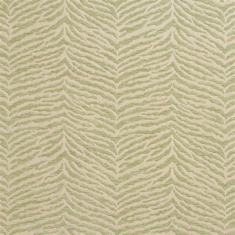 printable upholstery fabric beige and light green tiger print chenille upholstery fabric