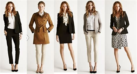 Workwear Wardrobe by The Capsule Work Wardrobe