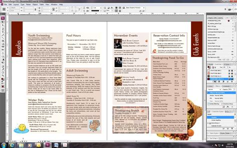 newsletter layout pdf newsletter layout and writing kathryn mikeska