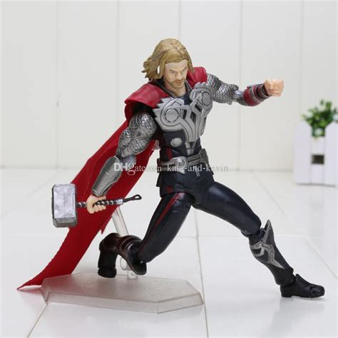 Ngf79 Figure Figma Thor Avenger 216 best 6 15cm the thor figma 216 pvc figure collectible model in retail box