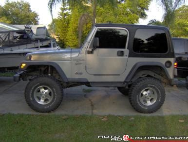 2000 Jeep Wrangler Accessories Wrangler 2000 Jeep Wrangler