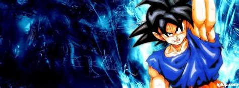 imagenes para perfil de facebook de dragon ball z portada para facebook son goku iglup com