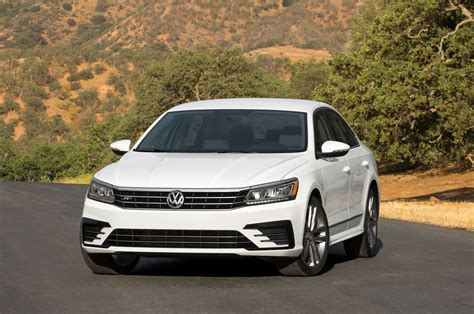 volkswagen passat r line 2016 2016 volkswagen passat priced at 23 260 new r line at