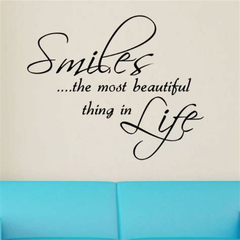 the most wonderful thing 1406365726 66 best smile quotes sayings about smiling