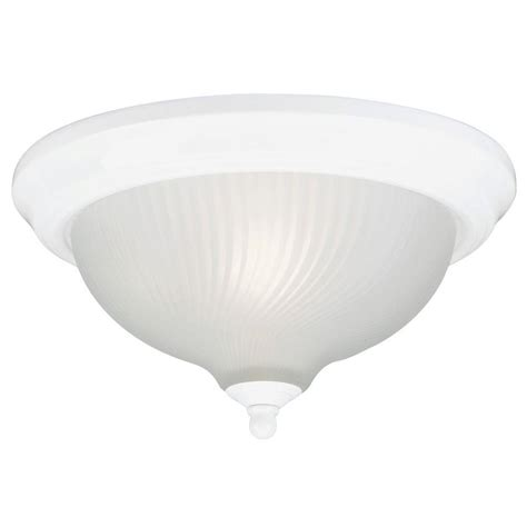 Westinghouse 1 Light Ceiling Fixture White Interior Flush Interior Ceiling Light Fixtures