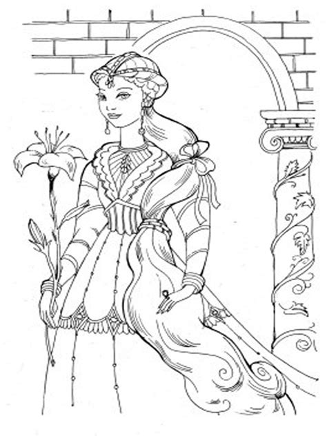 barbie coloring pages new barbie diamond castle coloring pages free printable
