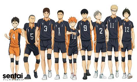 film volleyball anime haikyuu