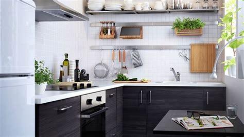 Ikea Cucina Piccola by Foto Cucina Piccola Modello Ikea 558449 Habitissimo
