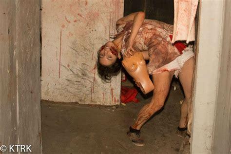 phobia haunted houses photos creepy hollow haunted house terrifies guests abc13 com
