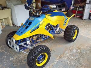 Suzuki 500 Quadzilla For Sale Dirt Wheels Magazine Check Out Some Awesome Builds By