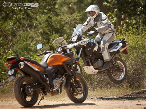 bmw sertao review 2012 bmw g650gs and g650gs sertao motorcycle review html