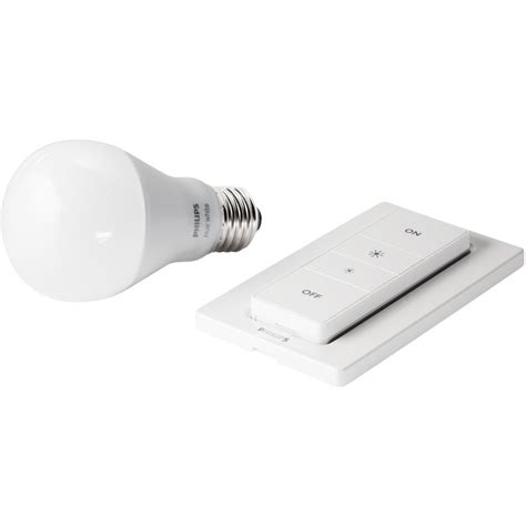1000 images about philips hue philips hue a19 wireless dimming kit white 455386 b h photo