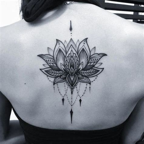 tattoo tribal lotus 25 best ideas about lotus flower tattoos on pinterest