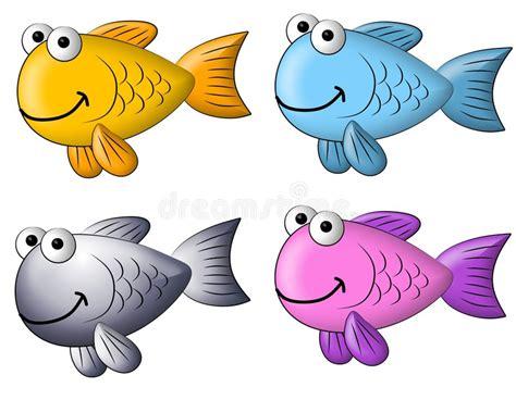 clipart pesci arte di clip colourful dei pesci fumetto illustrazione