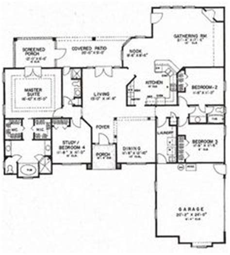 how many square feet is a 3 car garage 1000 images about home plans on pinterest floor plans