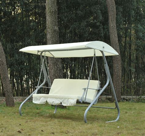 heavy duty outdoor swing heavy duty swing chair 3 person porch furniture steel