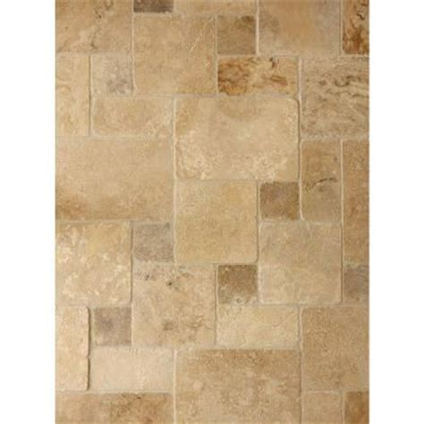 daltile travertine peruvian paredon pattern
