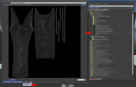 create a color layer from a clean uv map in gimp sl