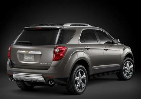 chevrolet equinox back 2016 chevrolet equinox price review release date colors
