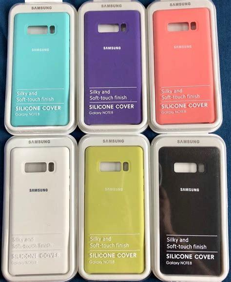 Silicone Samsung Note 8 capa silicone galaxy note 8 original r 43 00 em