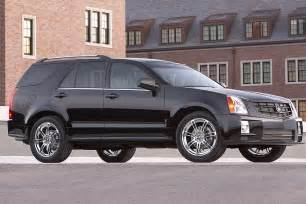 Cadillac Srx 2007 Price 2007 Cadillac Srx Reviews Specs And Prices Cars