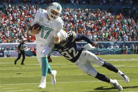 chargers vs dolphins five things to dolphins vs chargers