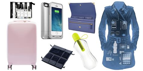 The Ultimate Cq Suitcase 8 A Trend Lead Indulgence 8 air travel accessories that will make flying easier